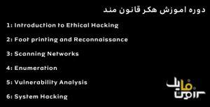 آموزش هکر قانونمند ورژن ۱۰ (CEH V10)