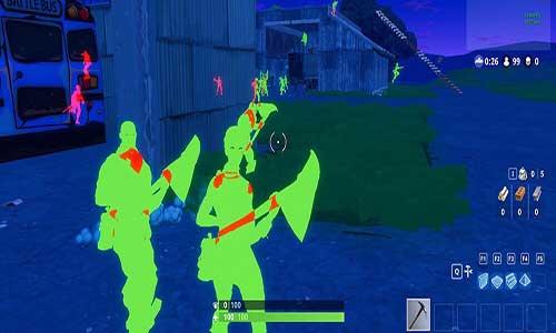 چیت بازی Fortnite