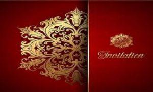 فایل طراحی شده کارت عروسی