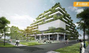 پاورپوینت ساختمان های معماری سبز ویتنام