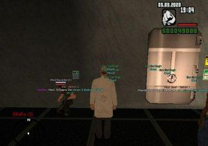 گیم مود اختصاصی رول پلی سمپ   GameMode Role Play Samp