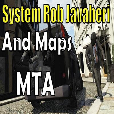 سیستم Rob Javaheri به همراه مپ