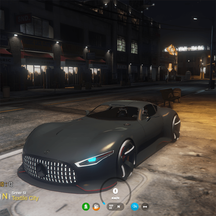 پکیج ماشین VIP مخصوص سرور فایوام   fivem